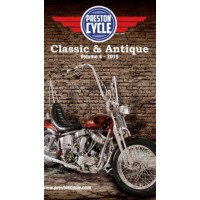Preston Cycle Products Classic & Antique catalogue